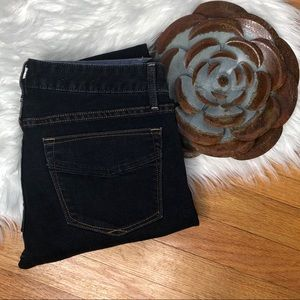 Gap 1969 Denim 28/6 Always Skinny Jeans Dark Wash